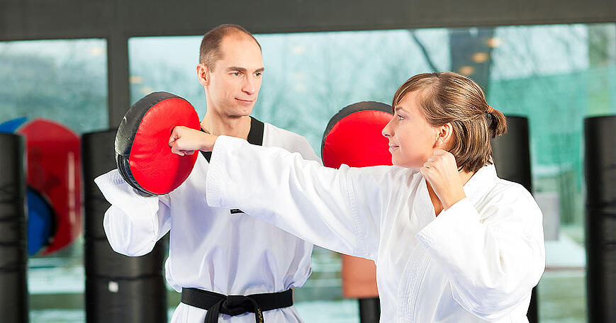 -training partnerMartial arts
