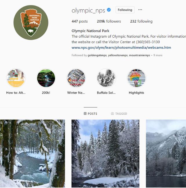 PerfectMind Instagram Stories