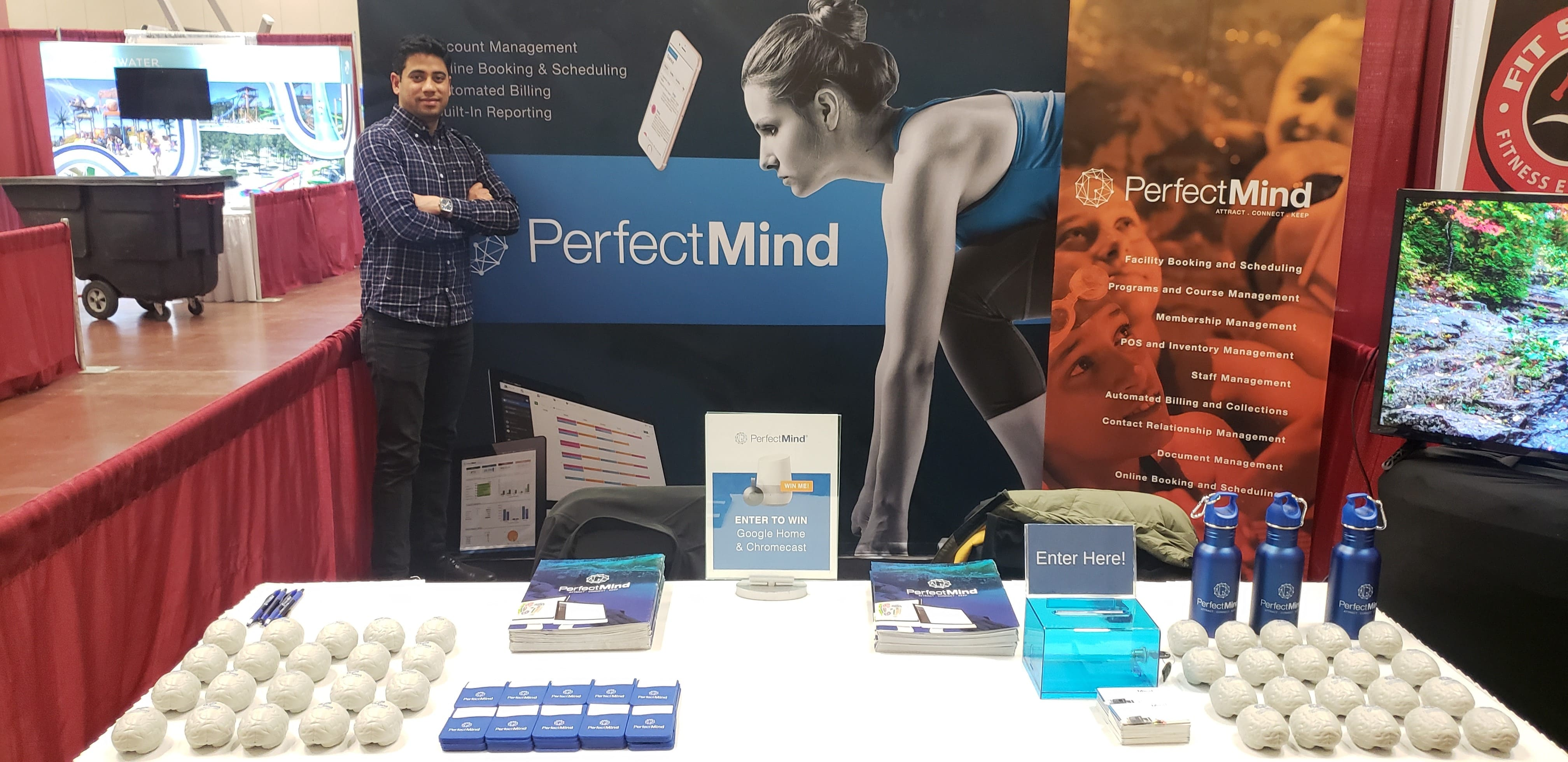 2019 TRAPS - Aman at PM booth-1