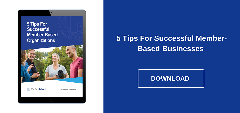 5 tips for member based businesses - download ebook