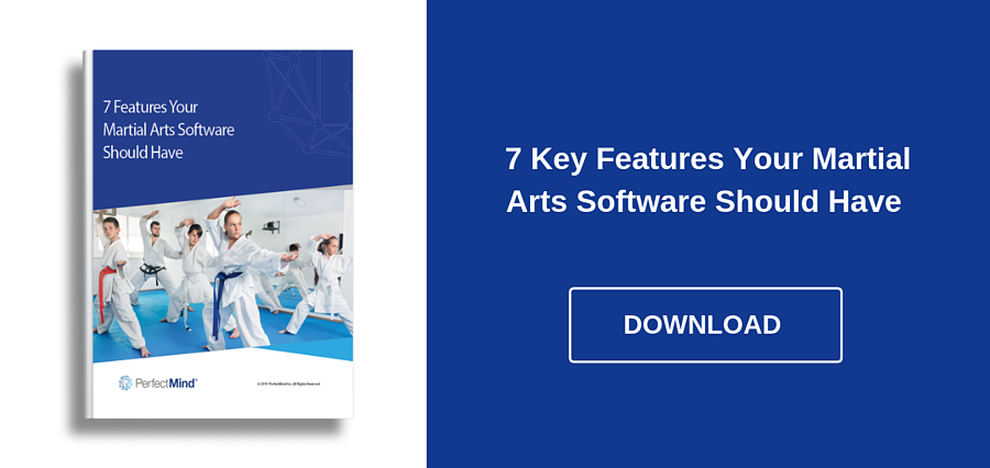 7 Features Your Martial Arts Software Should Have - Download Ebook
