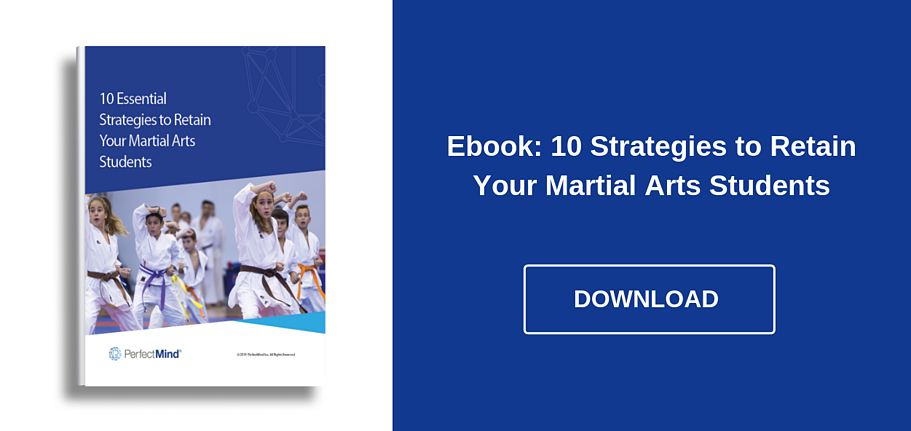 CTA- 6 signs you are running a successful martial arts school