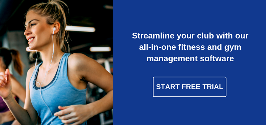 Fitness Software - Free Trial