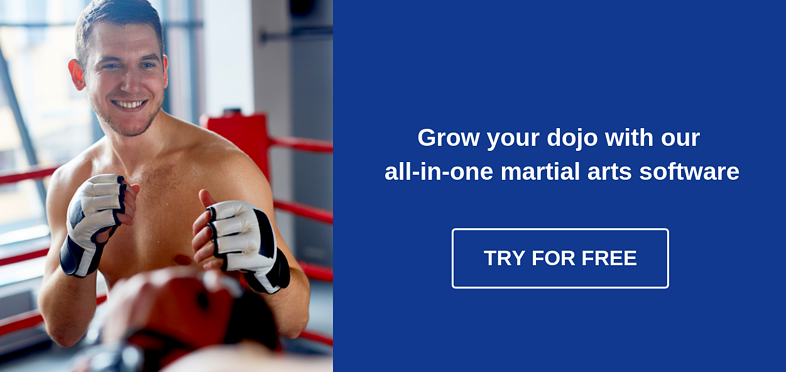 Martial arts software - Try for Free