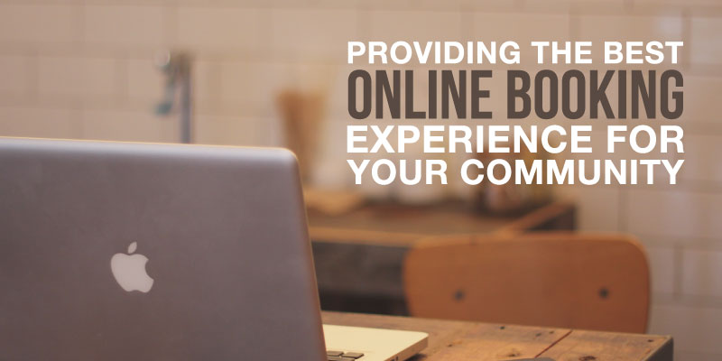 Providing the Best Online Booking Experience Header Image