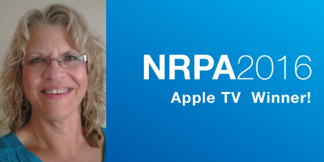 Dori K.Smith NRPA 2016 Facebook Draw Winner