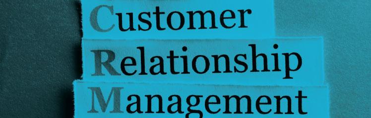 Customer Relationship Management Banner