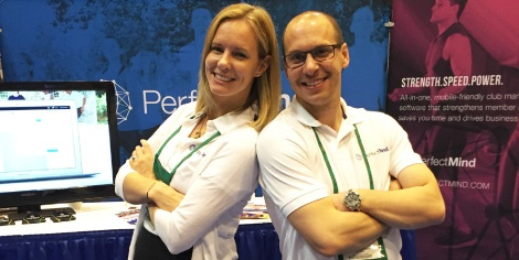 PerfectMind Booth NRPA 2016