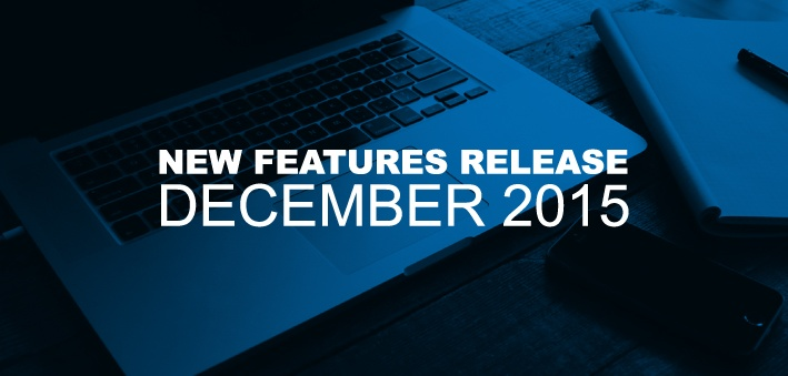 New Features Release Banner