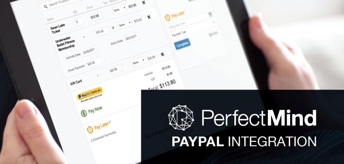 PerfctMind PAYPAL Integration