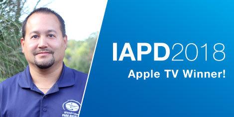 IAPD Apple Drawer Winner