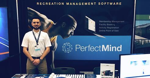 PerfectMind WRPA Booth