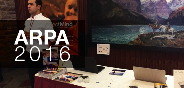 PerfectMind at ARPA 2016
