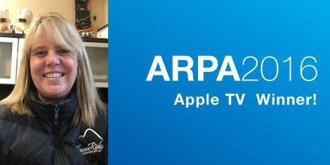 ARPA 2016 Draw Prize Winner