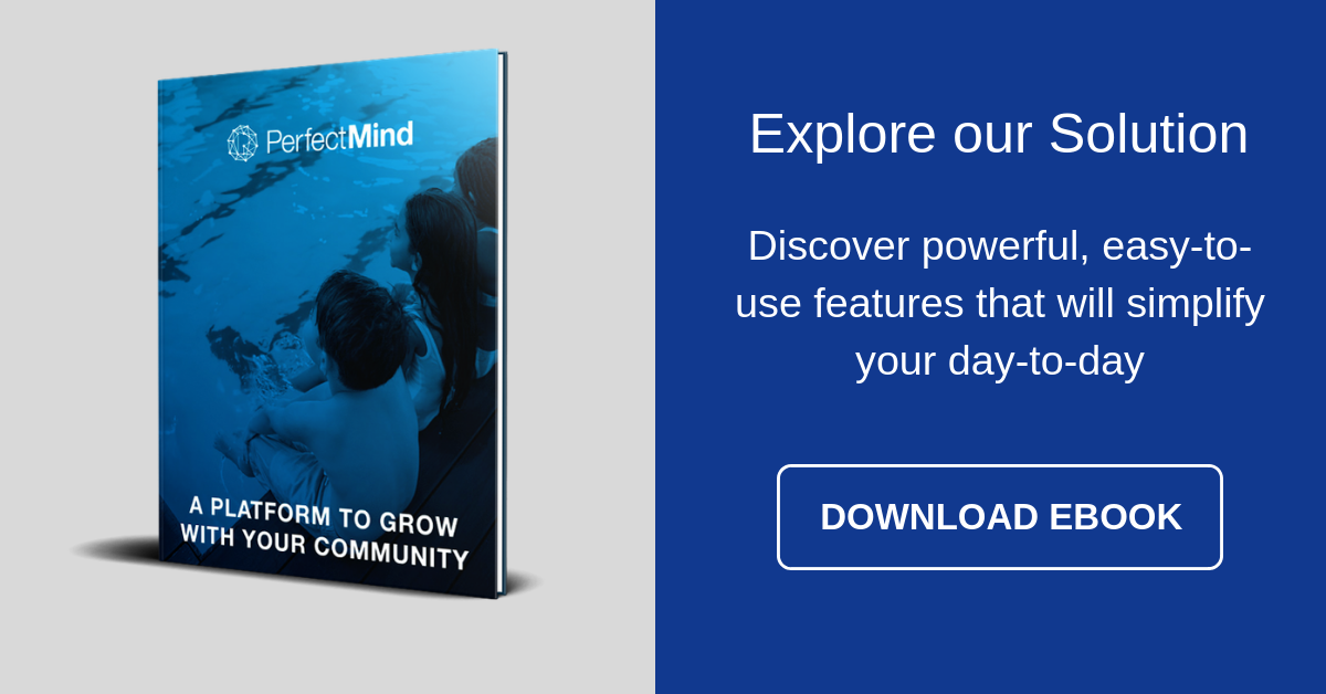 Explore PerfectMind's Recreation Solution - Download Now