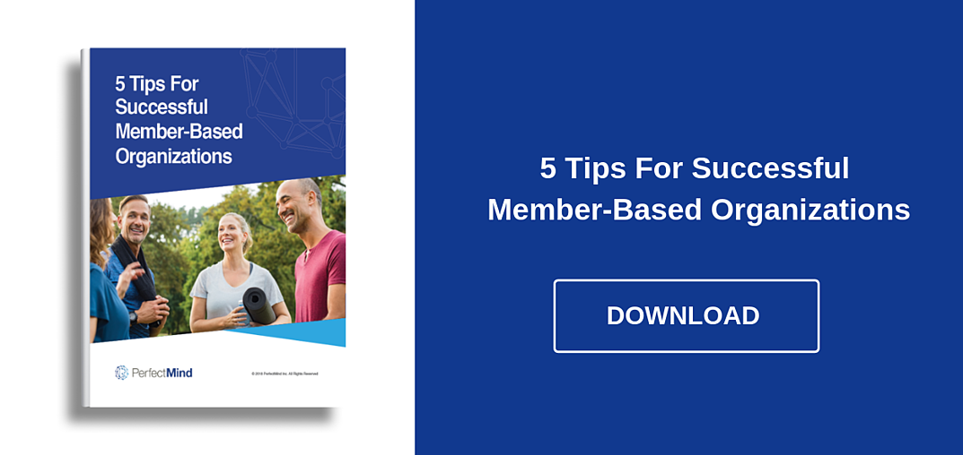 5 Tips for Successful Member-Based Organizations - Download Now