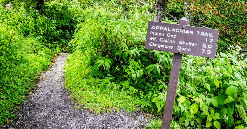 5 bucket list hikes - Appalachian Trail