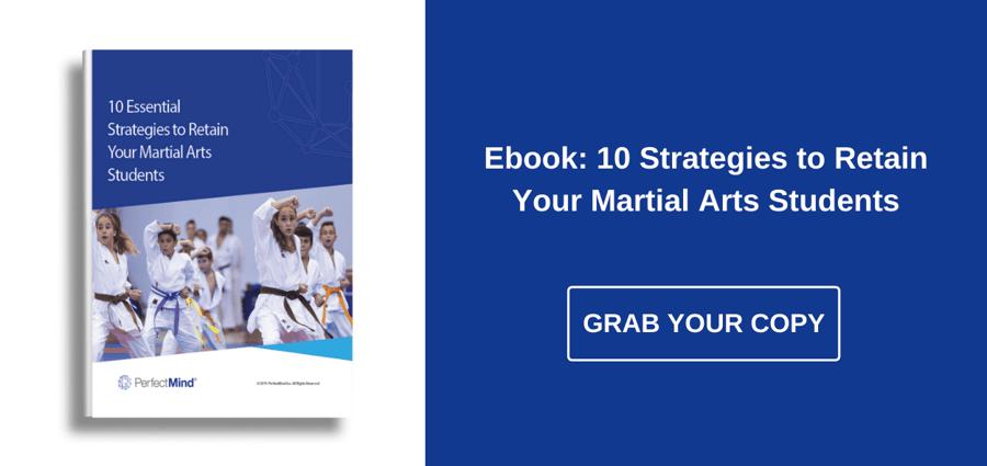 Martial Arts Retention Strategy - Download Ebook
