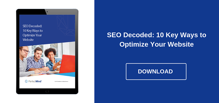 SEO Decoded - 10 Key Ways to Optimize Your Website - Download Ebook