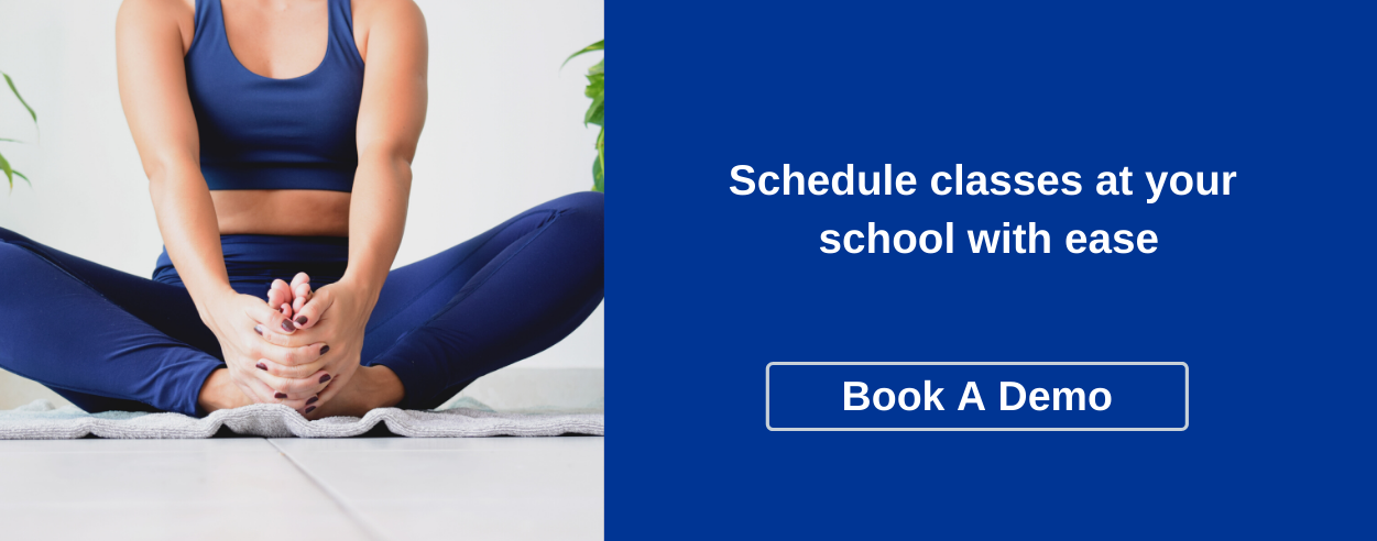 Get all the best ways to schedule & promote classes on social media!