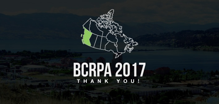 Cultivating Community Connections at BCRPA 2017
