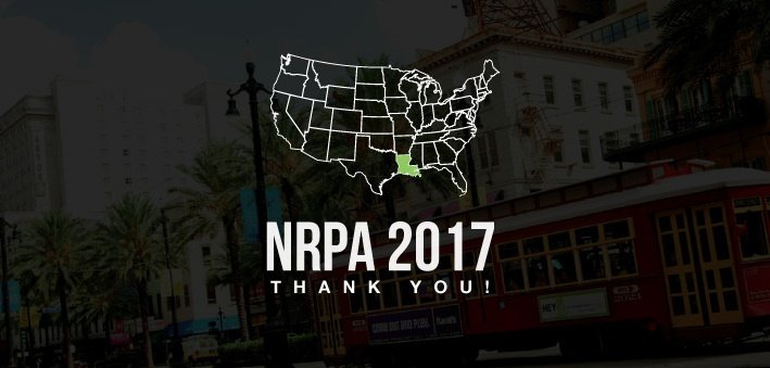 NRPA 2017: Bigger and Better in the Big Easy