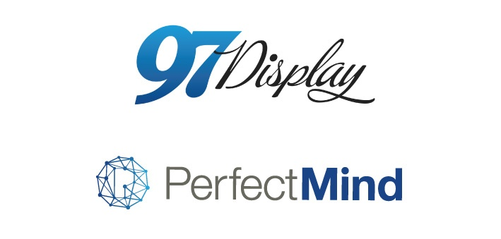 PerfectMind Integrates with 97 Display