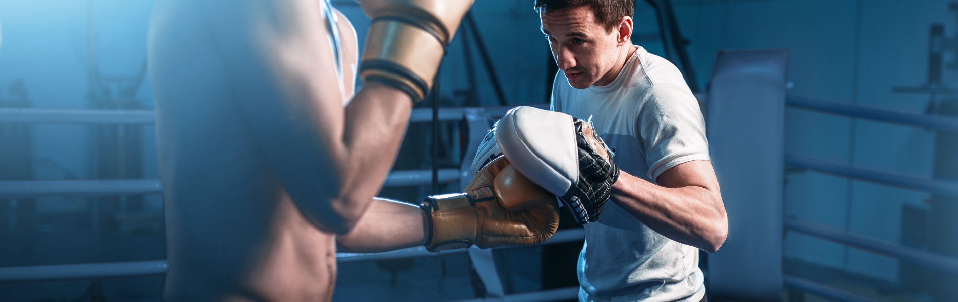 The Benefits of Sparring at your Martial Arts School