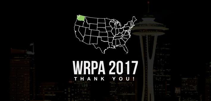 Celebrating Legacies at WRPA 2017