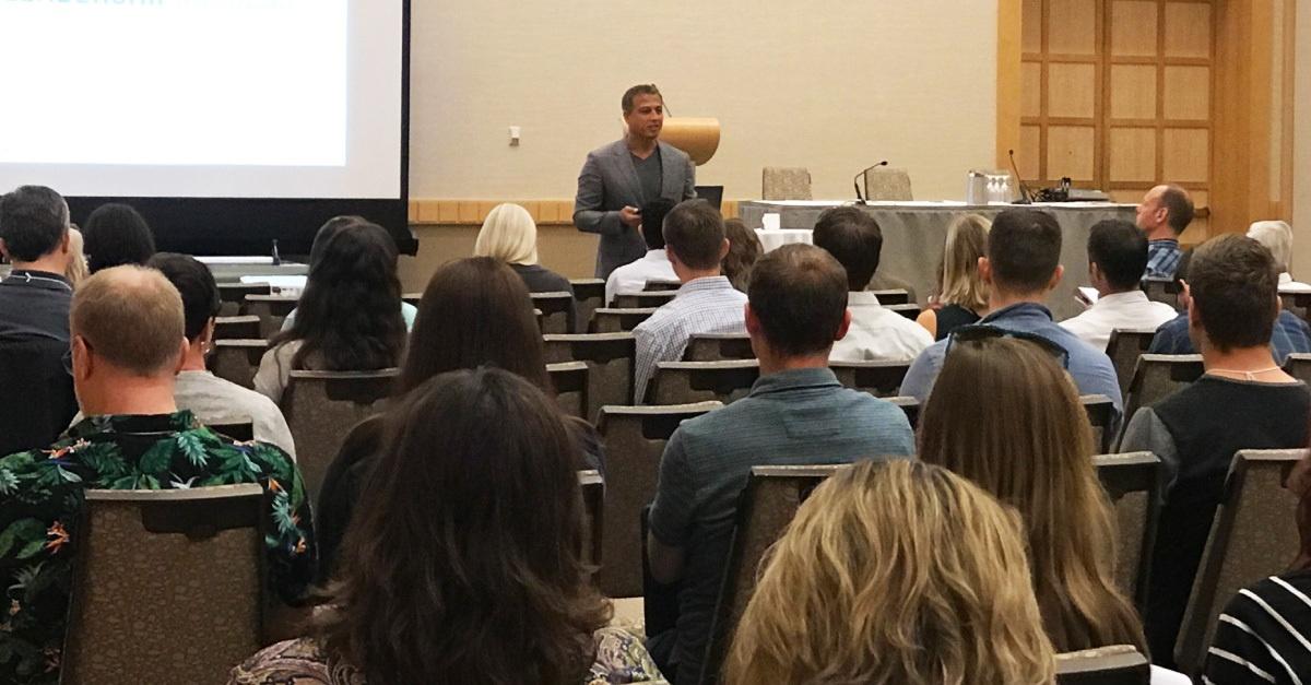 Farid Dodar at BCRPA