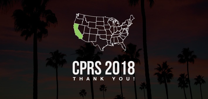 Inspiring Excellence at CPRS 2018
