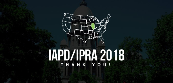 Soaring to New Heights at IAPD/IPRA 2018