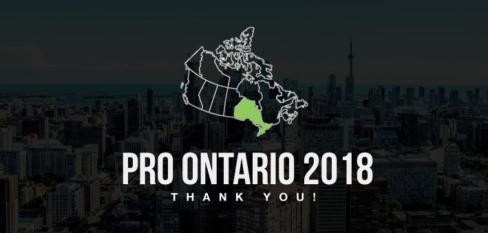 Celebrating Community Achievements at PRO 2018