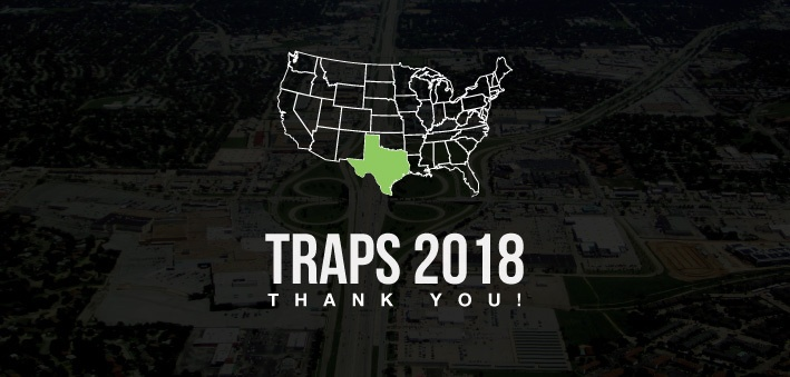 Bridging Together at TRAPS 2018