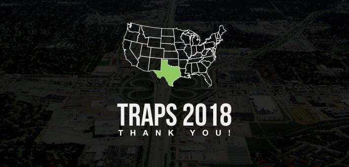 Bridging Together at TRAPS 2018