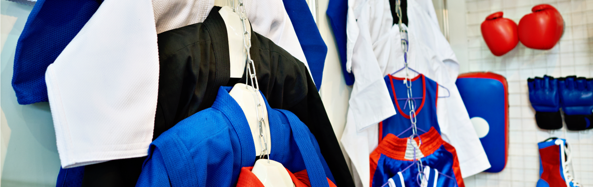 How to Stock Your Martial Arts Pro Shop